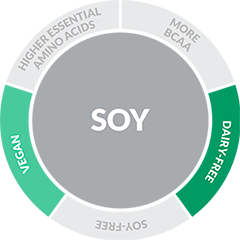 Protein Comparison Soy