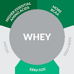 Protein Comparison Whey